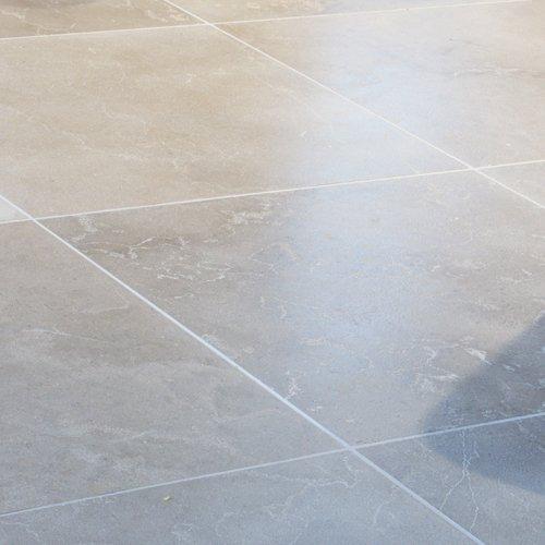 West Moorland Limestone Velvet Floor Tile