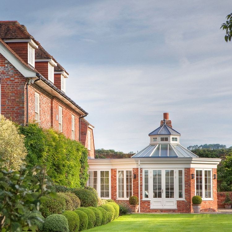 Westbury Gardens Winter: What Is The Difference Between An Orangery And A