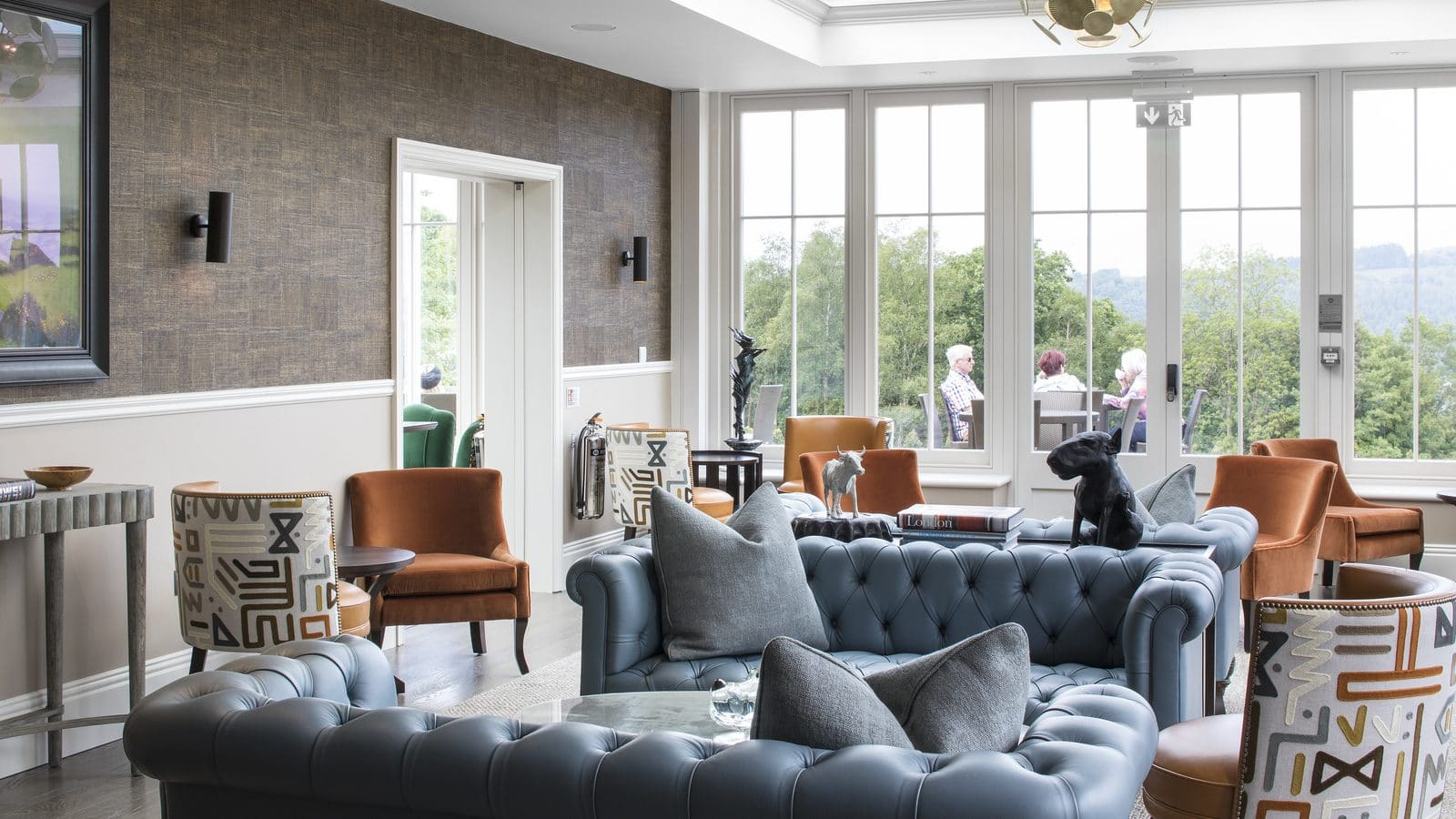 Beverley Boswell: creating Linthwaite House interiors