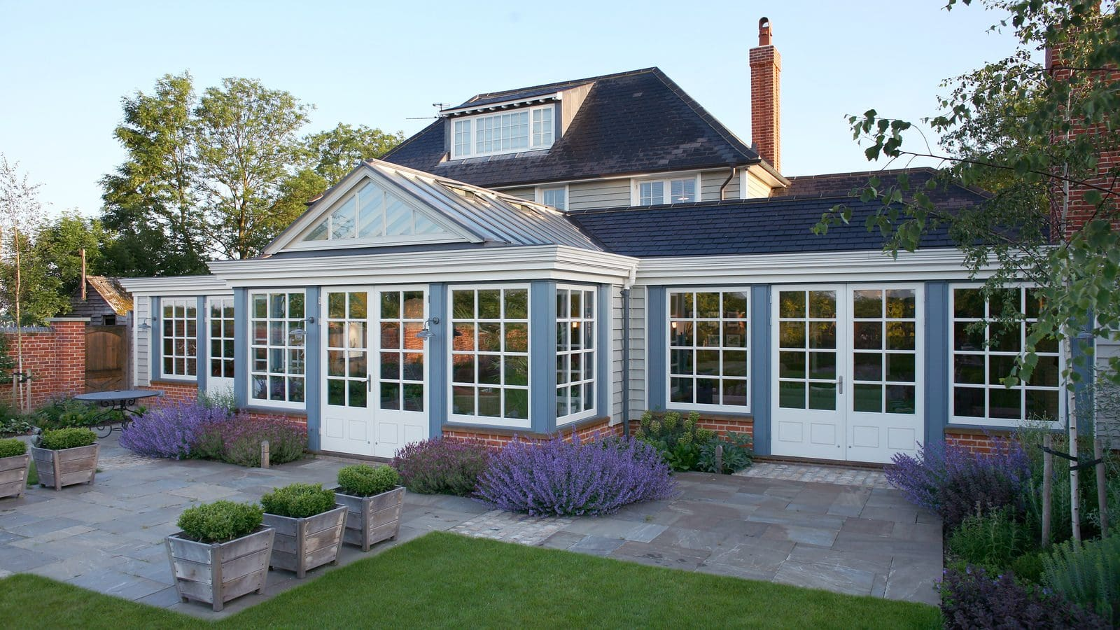 What can a garden room bring to a self-build home?