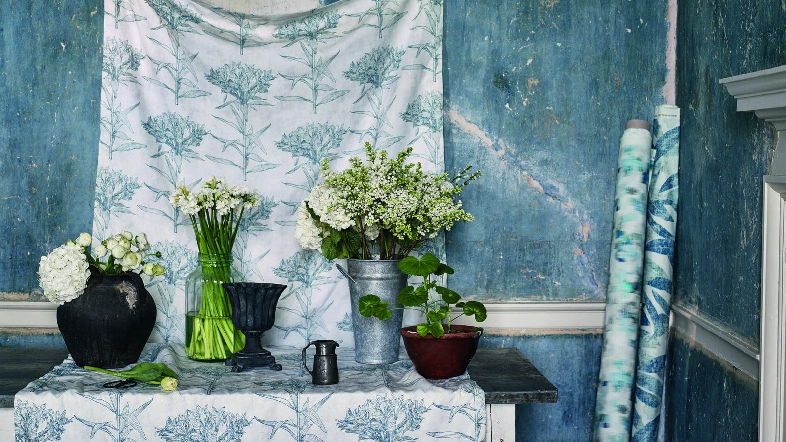 Romo Gardenia textiles collection