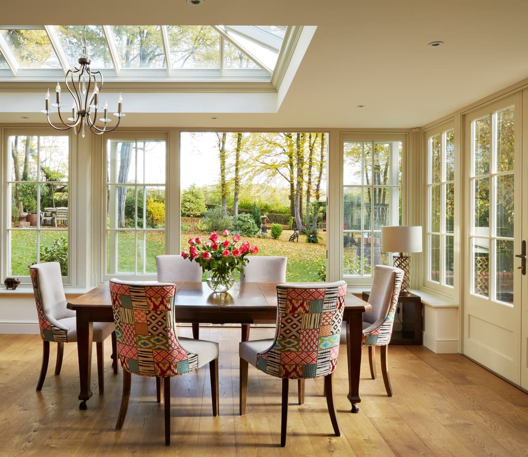 Westbury Garden Rooms: New Kitchen And Dining Room Orangery