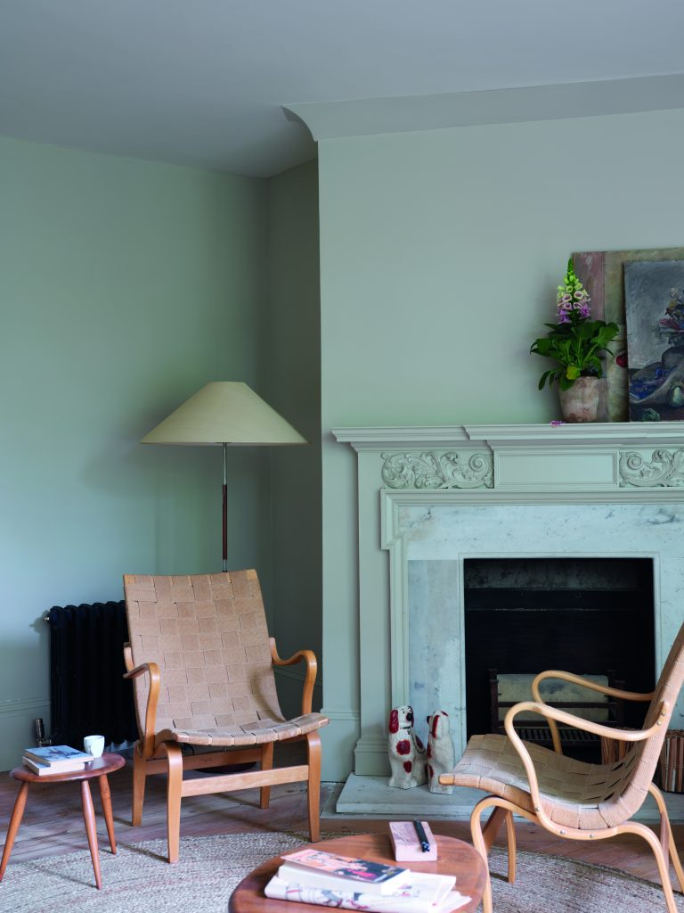Interiors Inspired By Nature New Farrow Ball Collection Westbury Garden Rooms