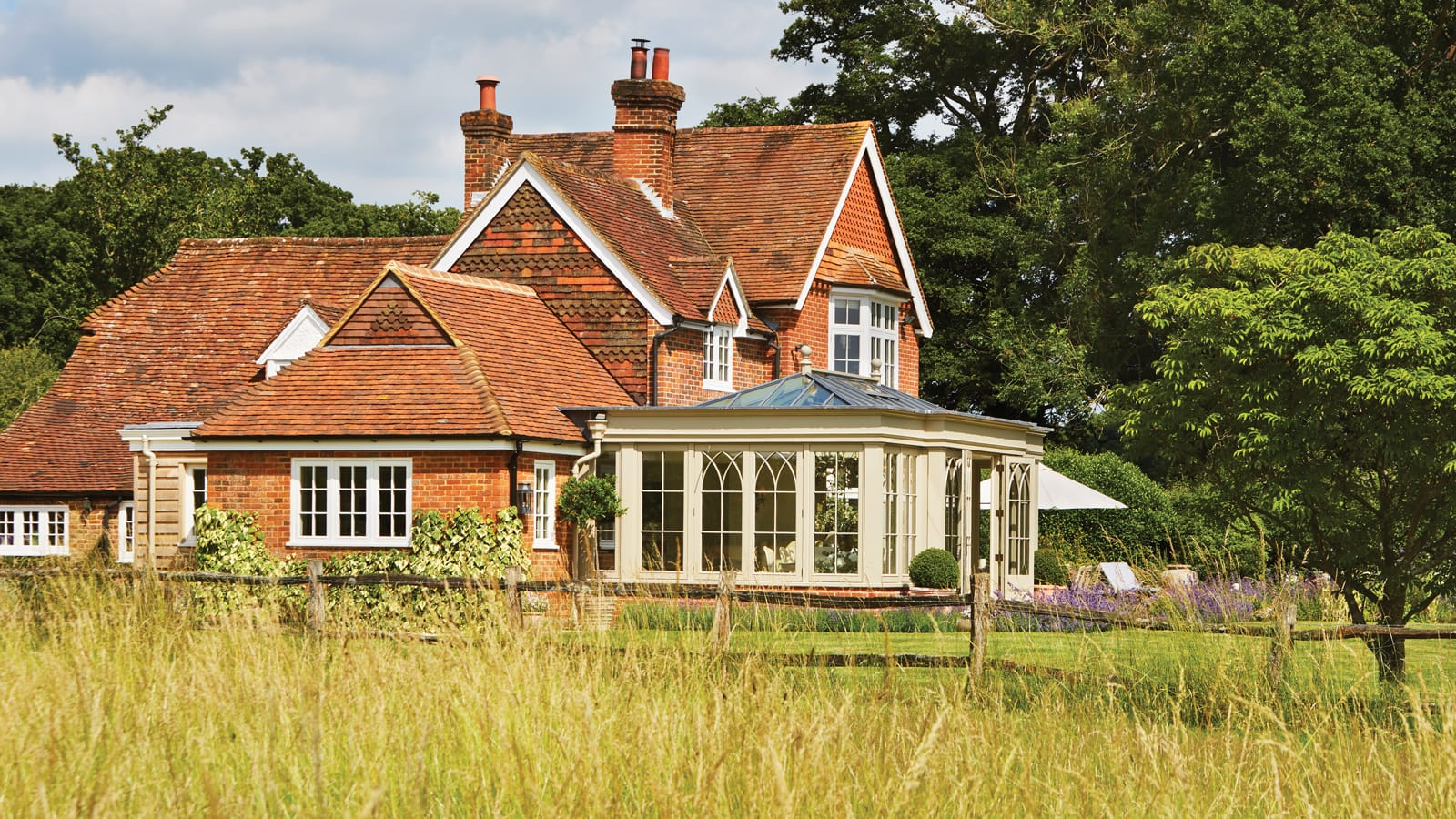 Bespoke Orangery for Grade II Listed property in Surrey