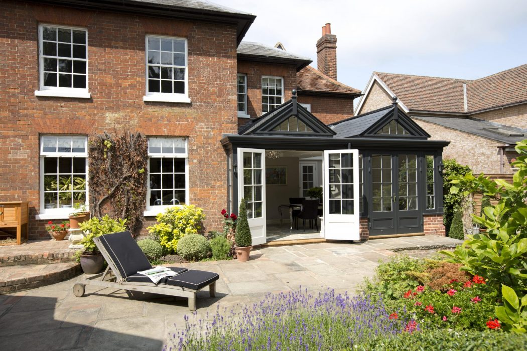 Common garden room terms and phrases: a glossary