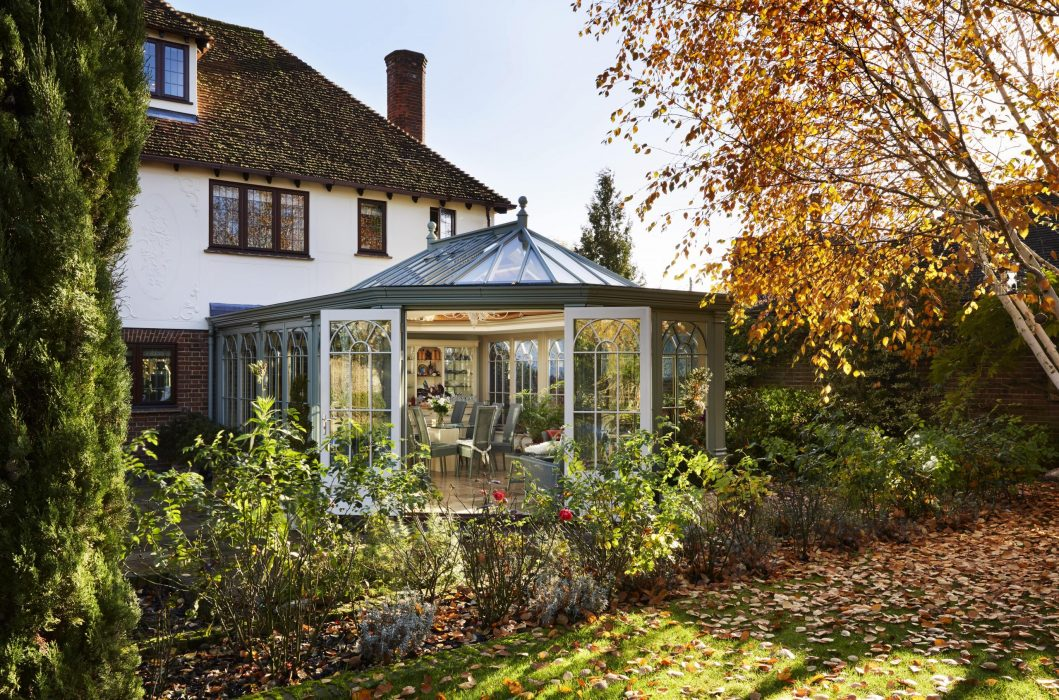 Eco-friendly products for your garden room's autumn maintenance