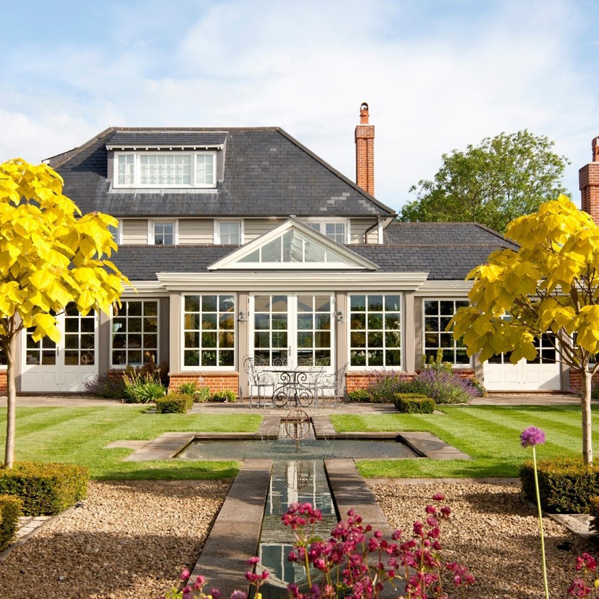Guide to Repainting Your Westbury Orangery