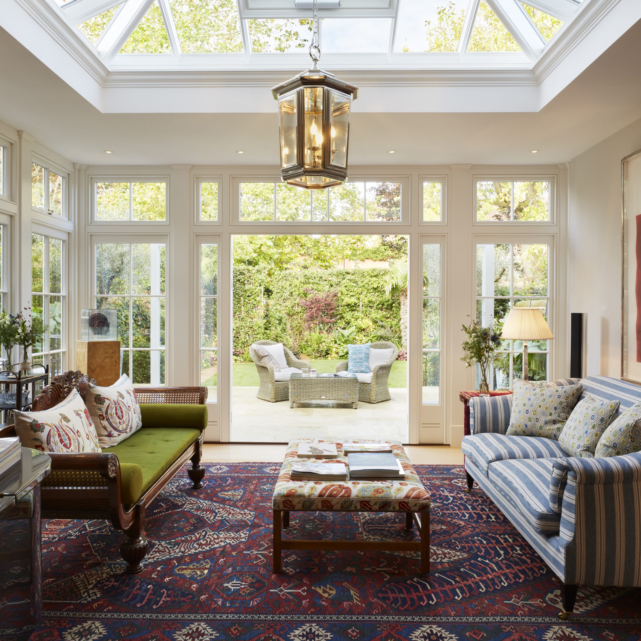 Orangery or conservatory furniture fading? – How to fight the fade